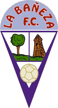 Escudo de LA BAÑEZA C.F. (CASTILLA Y LEÓN)