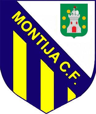Escudo de MONTIJA C.F. (CASTILLA Y LEÓN)