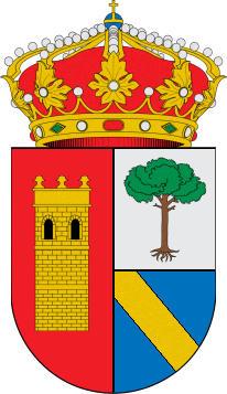 Escudo de NAVAS DE ORO LUZCO F.S. (CASTILLA Y LEÓN)