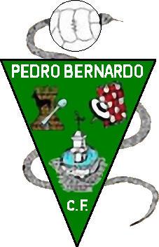 Escudo de PEDRO BERNARDO C.F. (CASTILLA Y LEÓN)