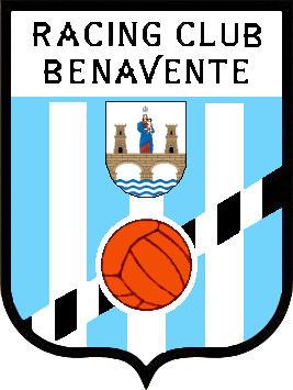 Escudo de RACING CLUB BENAVENTE (CASTILLA Y LEÓN)