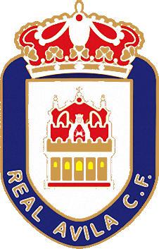 Escudo de REAL AVILA CF (CASTILLA Y LEÓN)