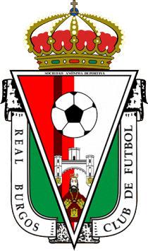 Escudo de REAL BURGOS C.F. (CASTILLA Y LEÓN)