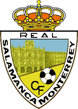 Escudo de REAL SALAMANCA MONTERREY C.F. (CASTILLA Y LEÓN)