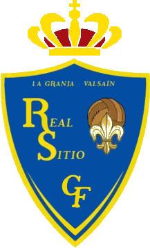 Escudo de REAL SITIO C.F. (CASTILLA Y LEÓN)