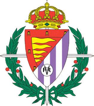 Escudo de REAL VALLADOLID (CASTILLA Y LEÓN)