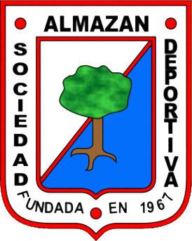 Escudo de S.D. ALMAZAN  (CASTILLA Y LEÓN)
