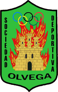 Escudo de S.D. OLVEGA (CASTILLA Y LEÓN)