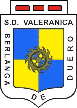 Escudo de S.D. VALERANICA (CASTILLA Y LEÓN)