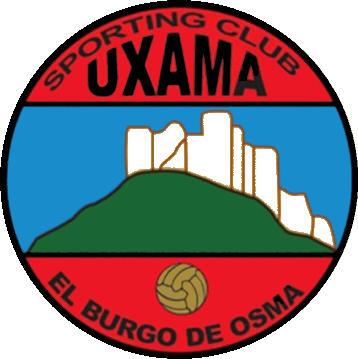 Escudo de SPORTING C. UXAMA (CASTILLA Y LEÓN)