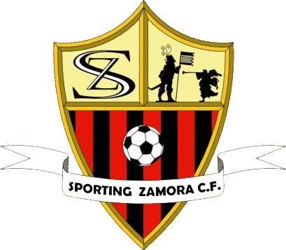 Escudo de SPORTING ZAMORA C.F. (CASTILLA Y LEÓN)