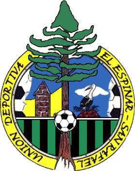Escudo de U.D. EL ESPINAR SAN RAFAEL (CASTILLA Y LEÓN)