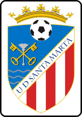 Escudo de U.D. SANTA MARTA  (CASTILLA Y LEÓN)