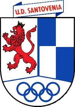 Escudo de U.D. SANTOVENIA (CASTILLA Y LEÓN)