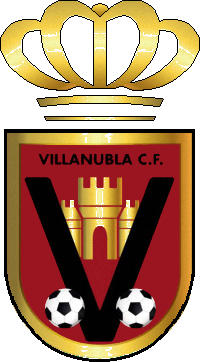 Escudo de VILLANUBLA C.F. (CASTILLA Y LEÓN)