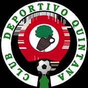 Escudo de C.D. QUINTANA (SOR.)