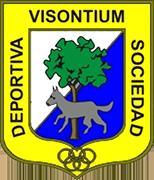 Escudo de C.D. VISONTIUM
