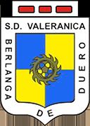 Escudo de S.D. VALERANICA