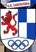 Escudo de U.D. SANTOVENIA