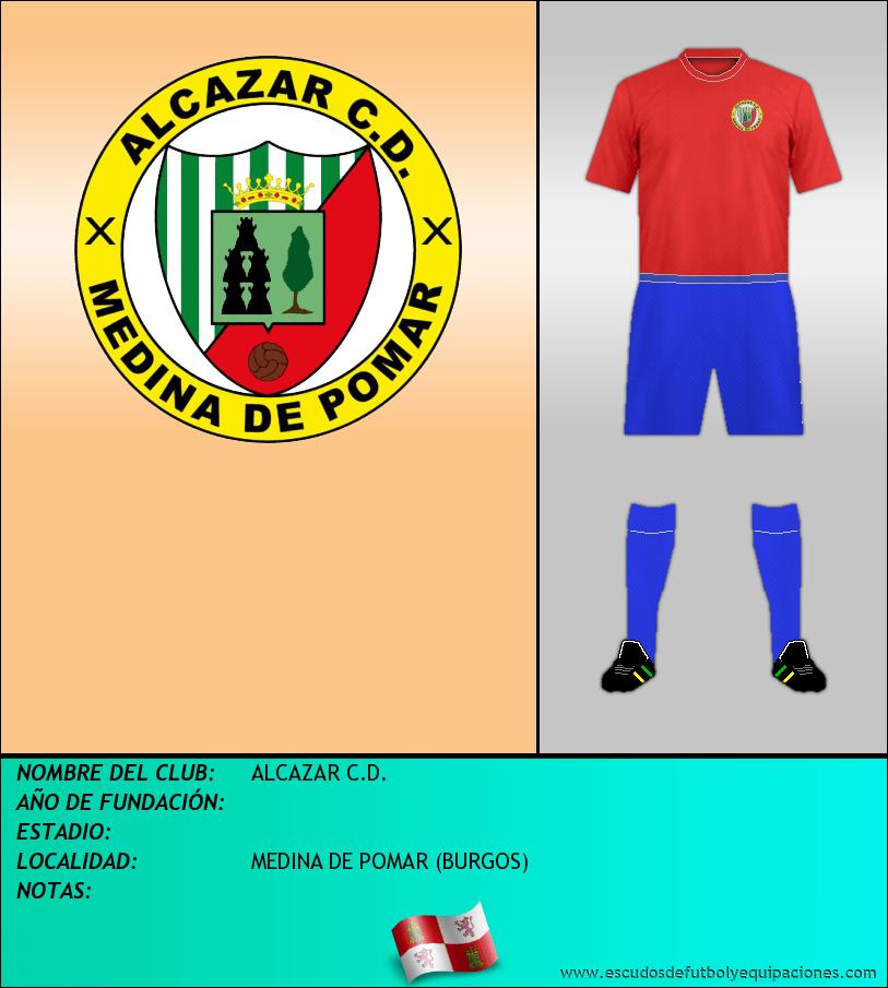 Escudo de ALCAZAR C.D.