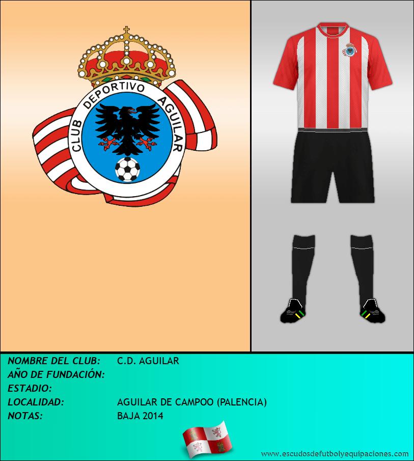 Escudo de C.D. AGUILAR