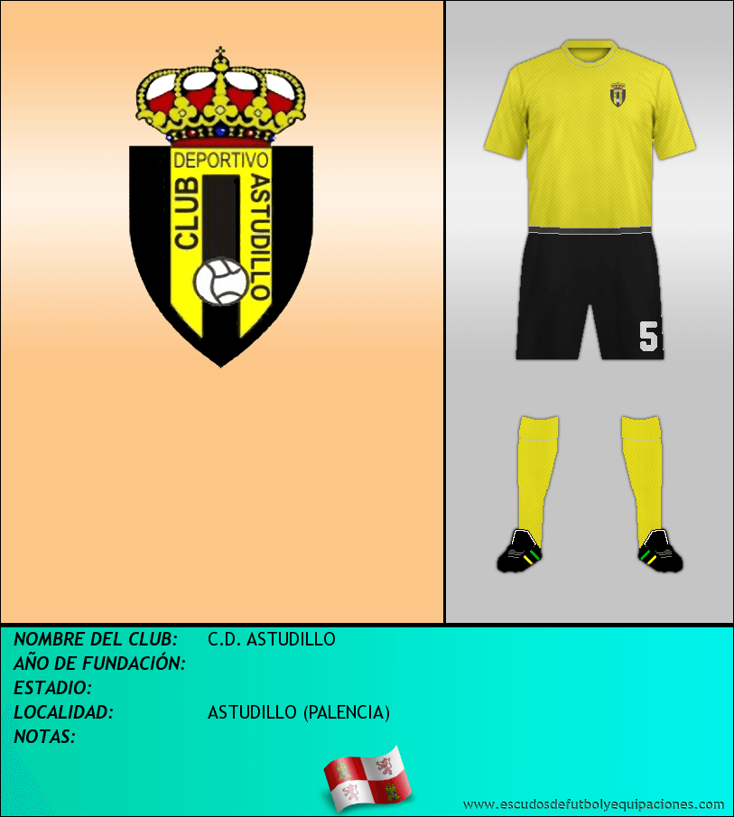 Escudo de C.D. ASTUDILLO
