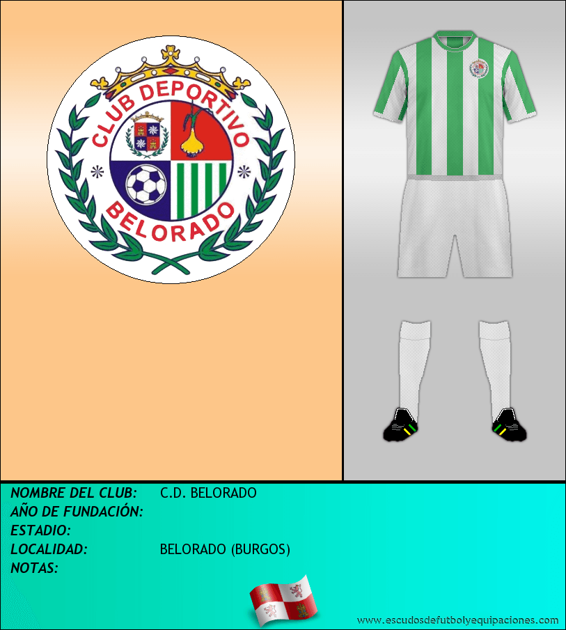 Escudo de C.D. BELORADO