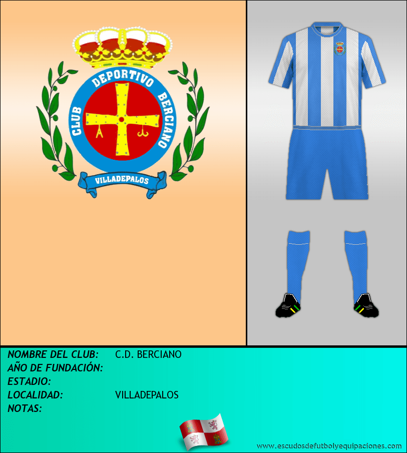 Escudo de C.D. BERCIANO