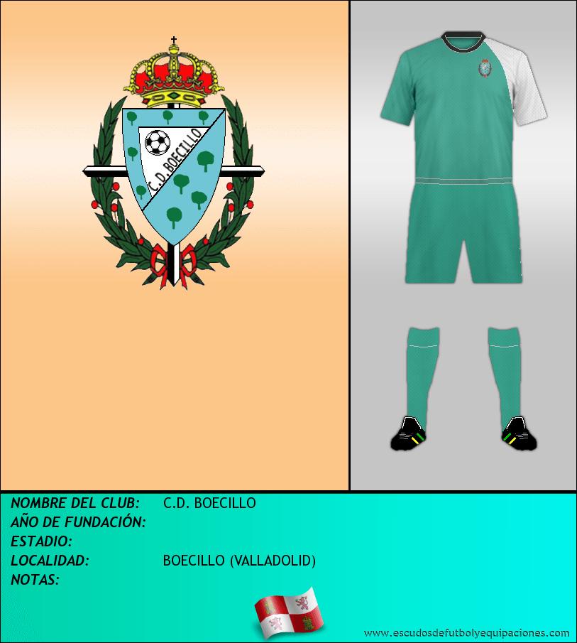 Escudo de C.D. BOECILLO