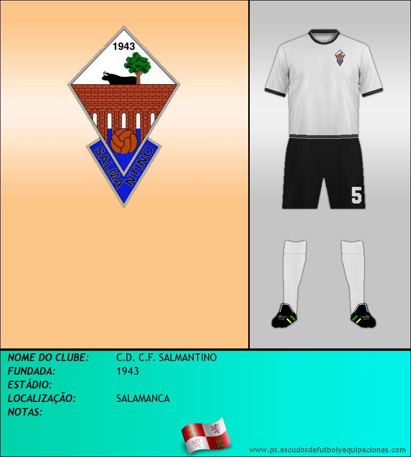 Escudo de C.D. C.F. SALMANTINO
