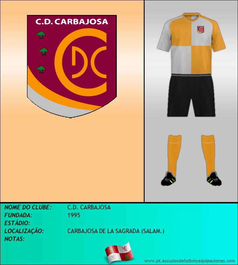 Escudo de C.D. CARBAJOSA