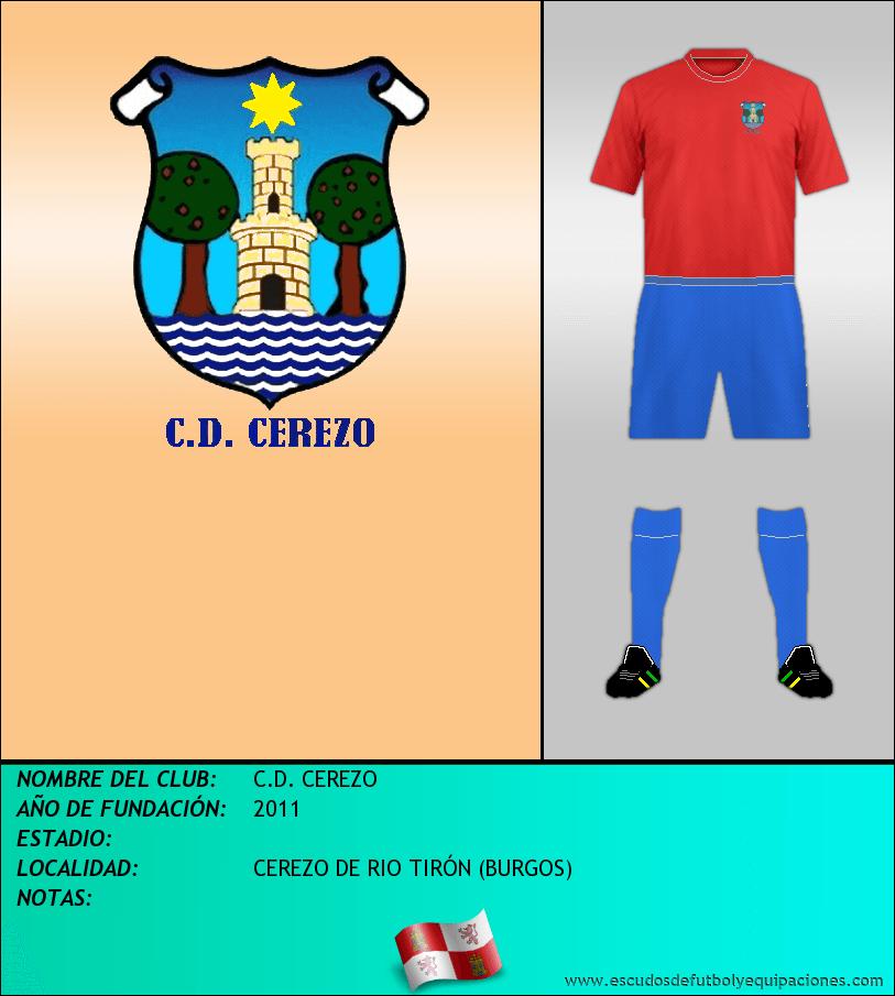 Escudo de C.D. CEREZO