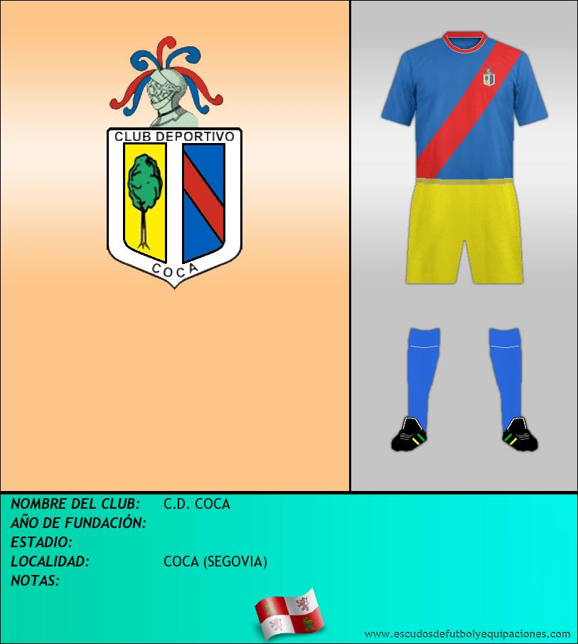 Escudo de C.D. COCA