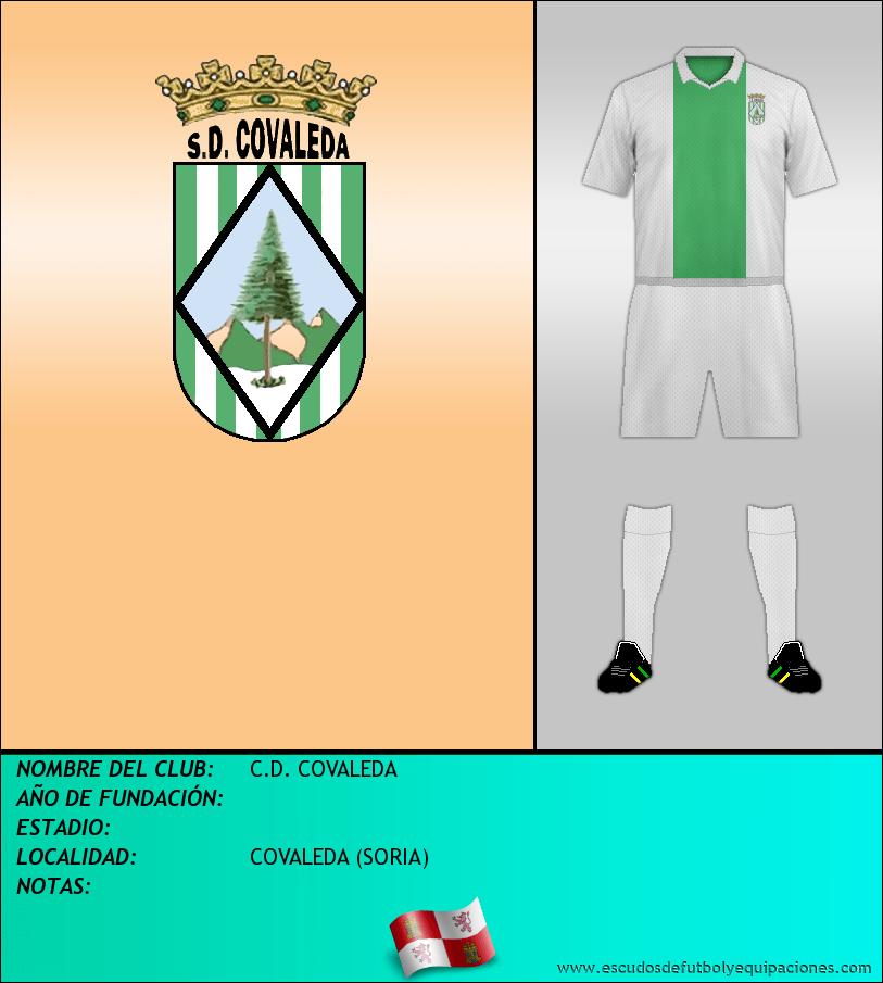 Escudo de C.D. COVALEDA