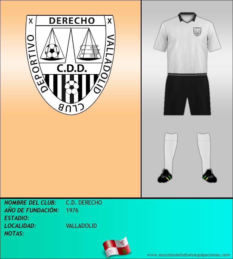 Escudo de C.D. DERECHO