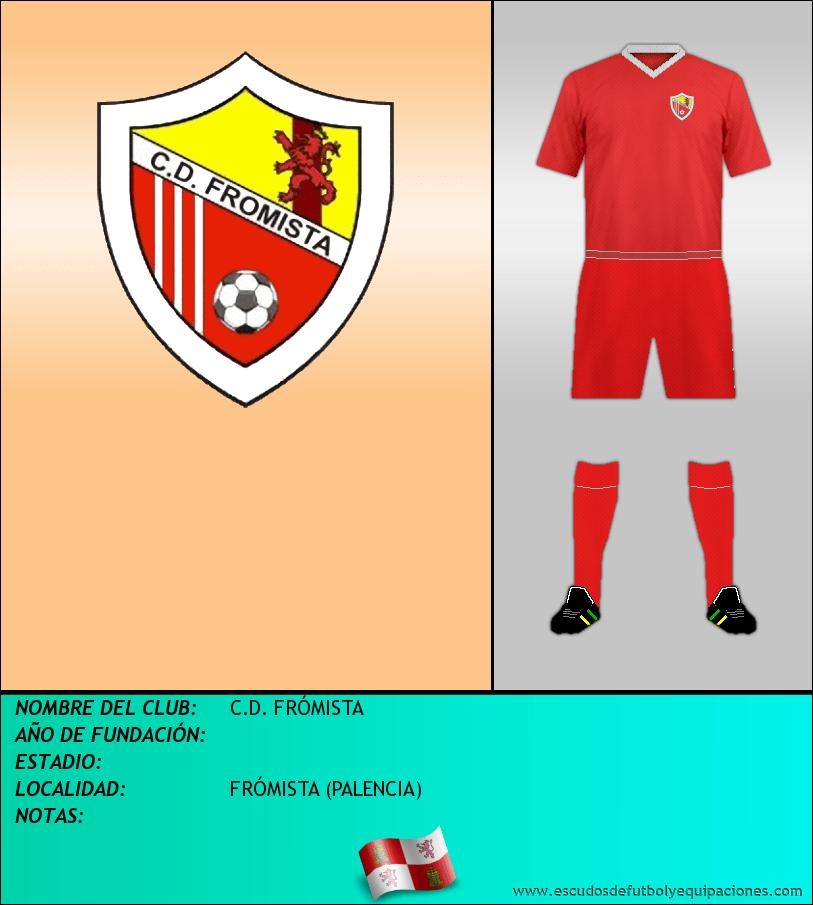 Escudo de C.D. FRÓMISTA