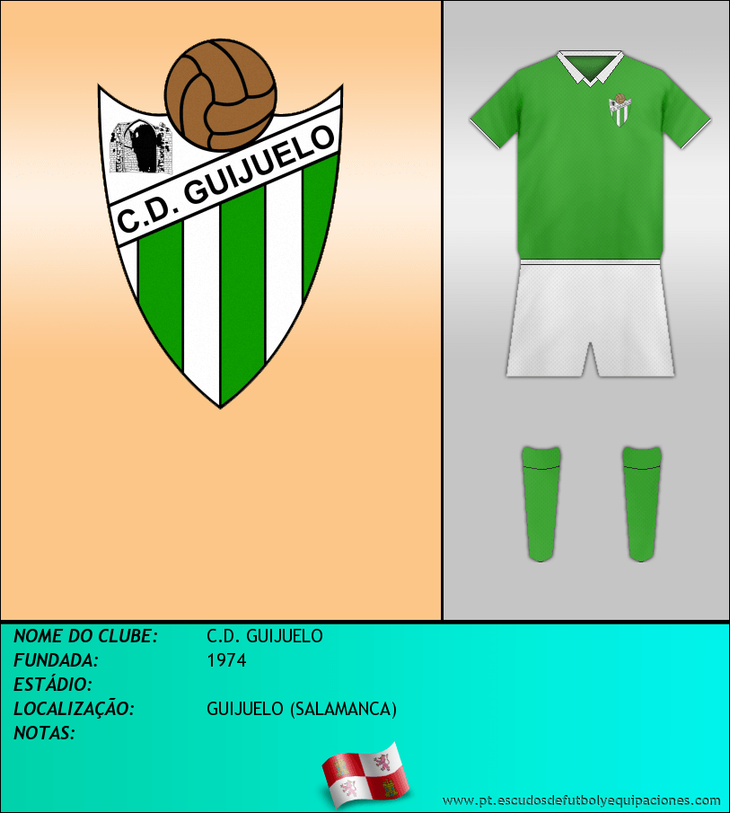 Escudo de C.D. GUIJUELO