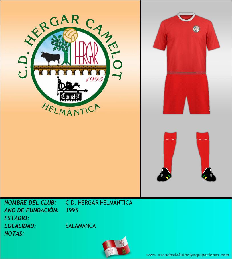 Escudo de C.D. HERGAR HELMÁNTICA
