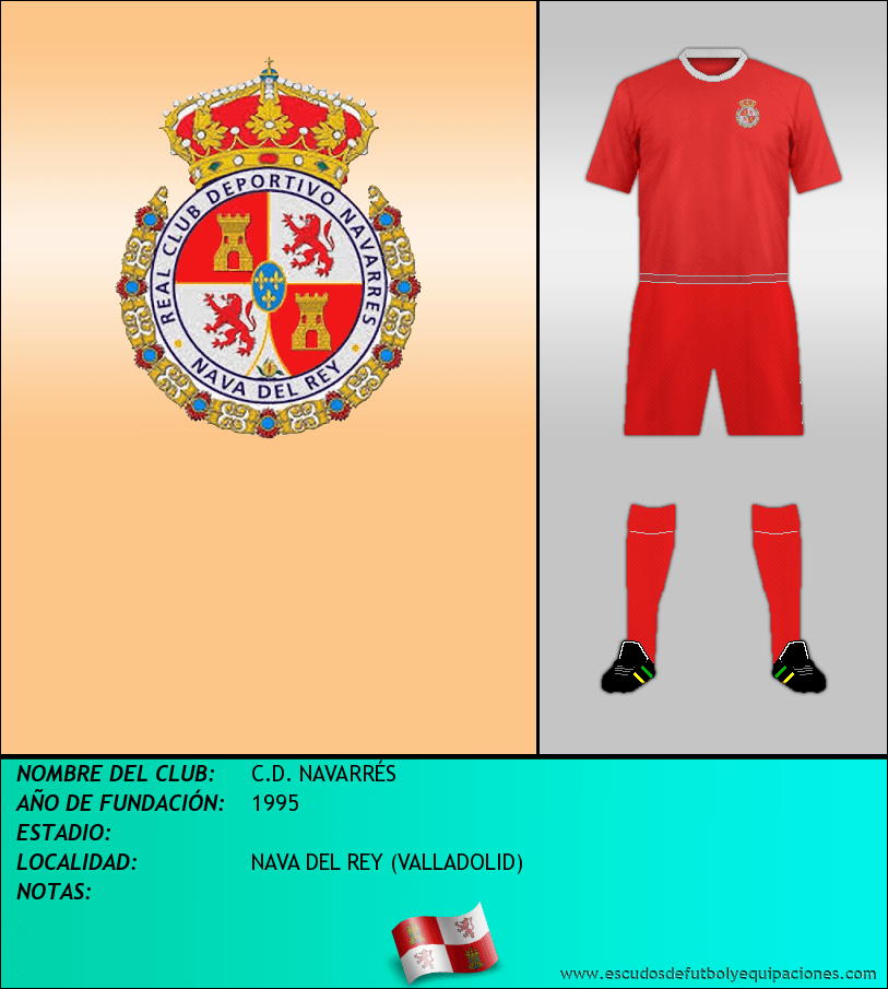 Escudo de C.D. NAVARRÉS