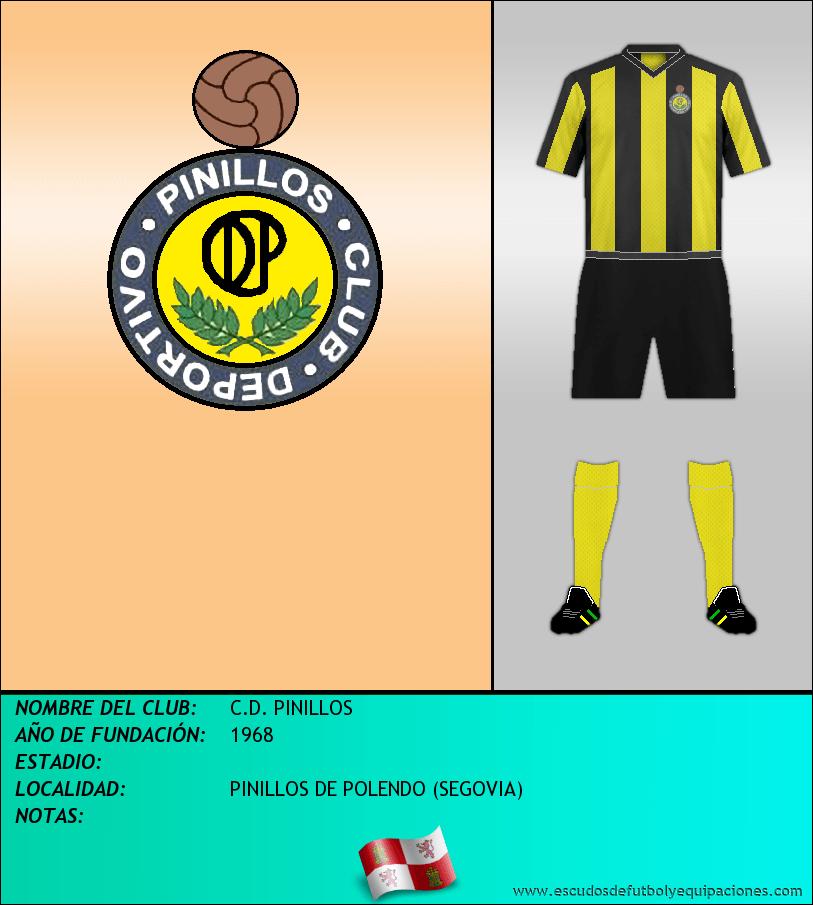 Escudo de C.D. PINILLOS