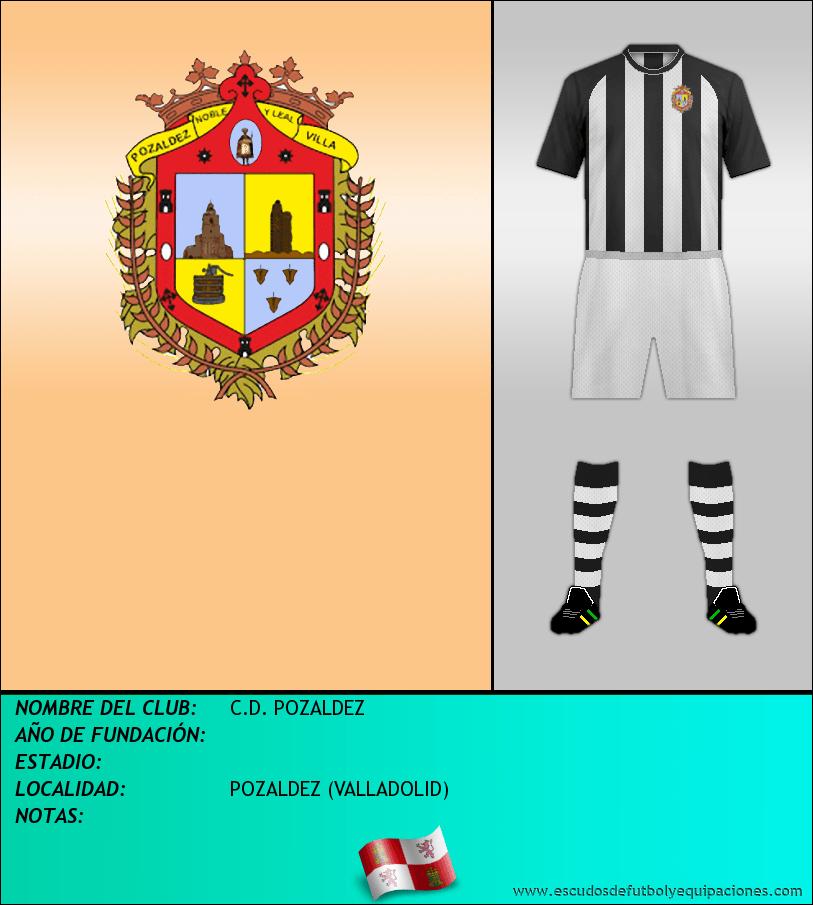 Escudo de C.D. POZALDEZ