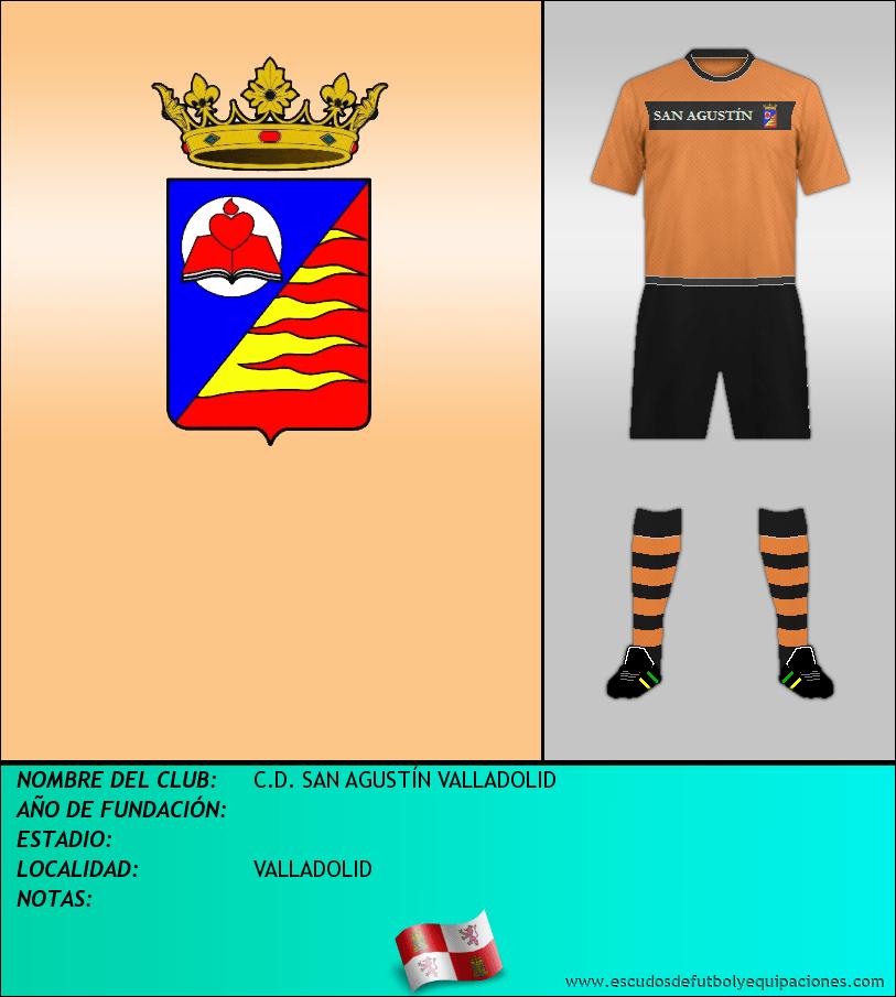 Escudo de C.D. SAN AGUSTÍN VALLADOLID