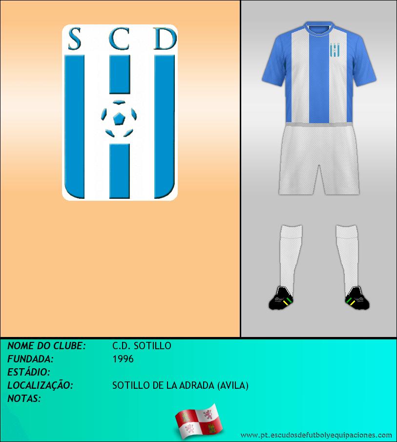 Escudo de C.D. SOTILLO