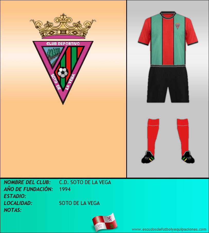 Escudo de C.D. SOTO DE LA VEGA