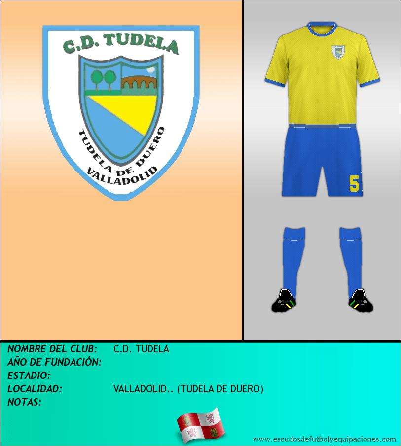 Escudo de C.D. TUDELA