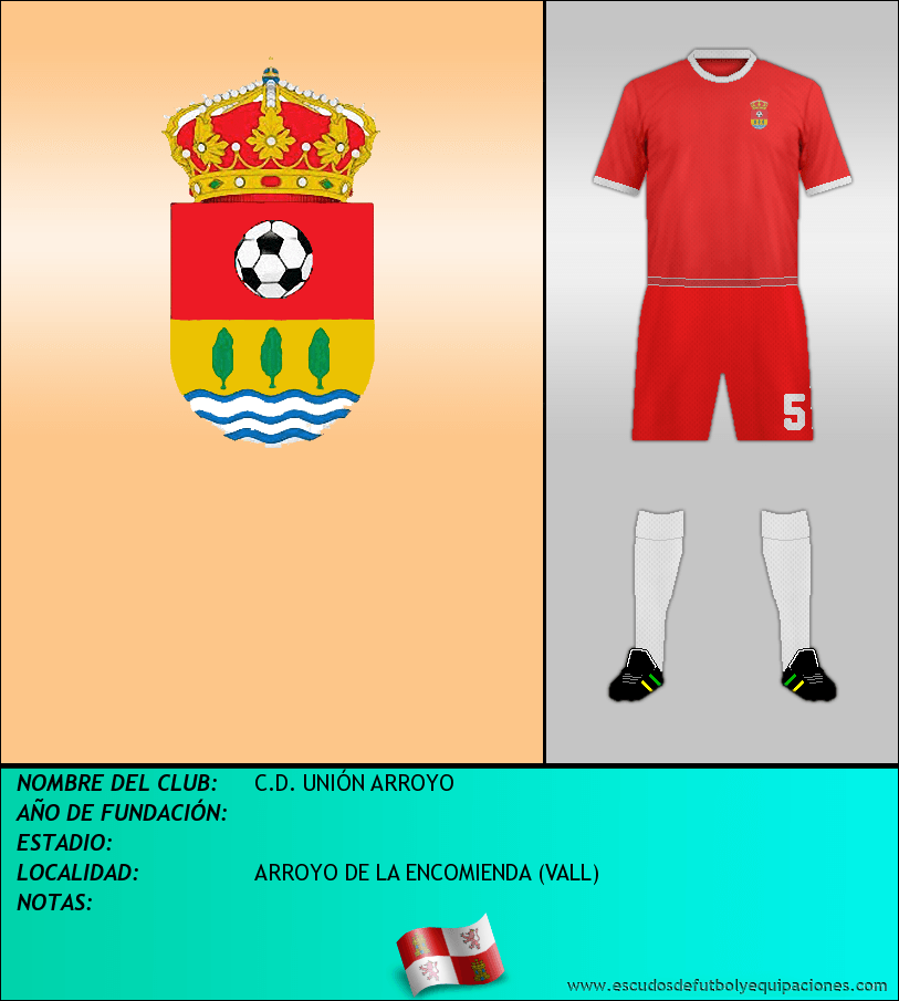 Escudo de C.D. UNIÓN ARROYO