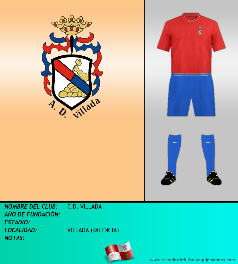 Escudo de C.D. VILLADA