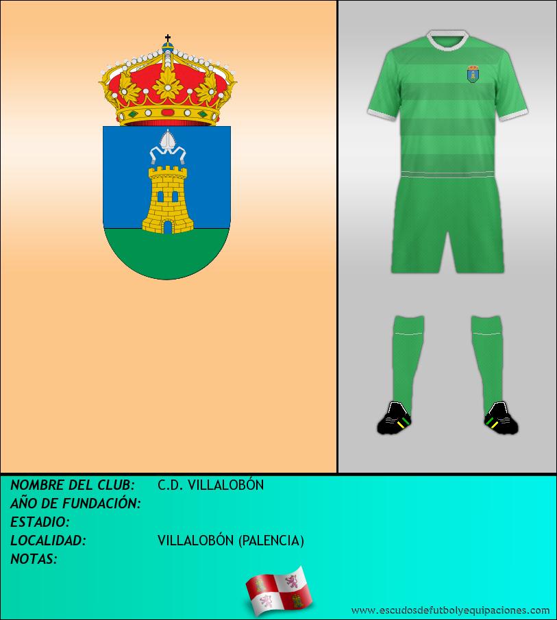 Escudo de C.D. VILLALOBÓN