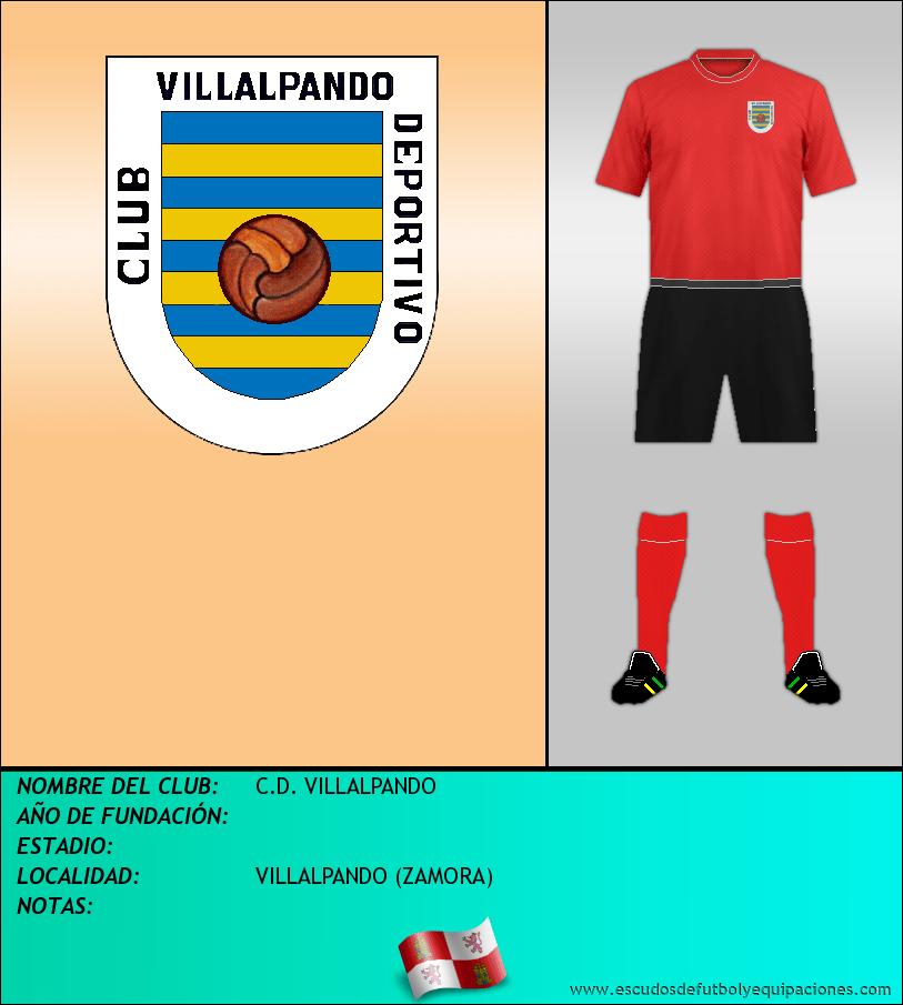 Escudo de C.D. VILLALPANDO