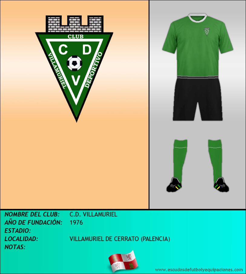 Escudo de C.D. VILLAMURIEL